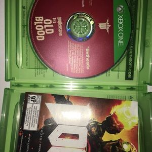 xbox one game Other - I really don't like this game (perfect condition)